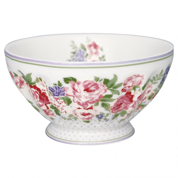 Bol francés XL Rose White - GreenGate