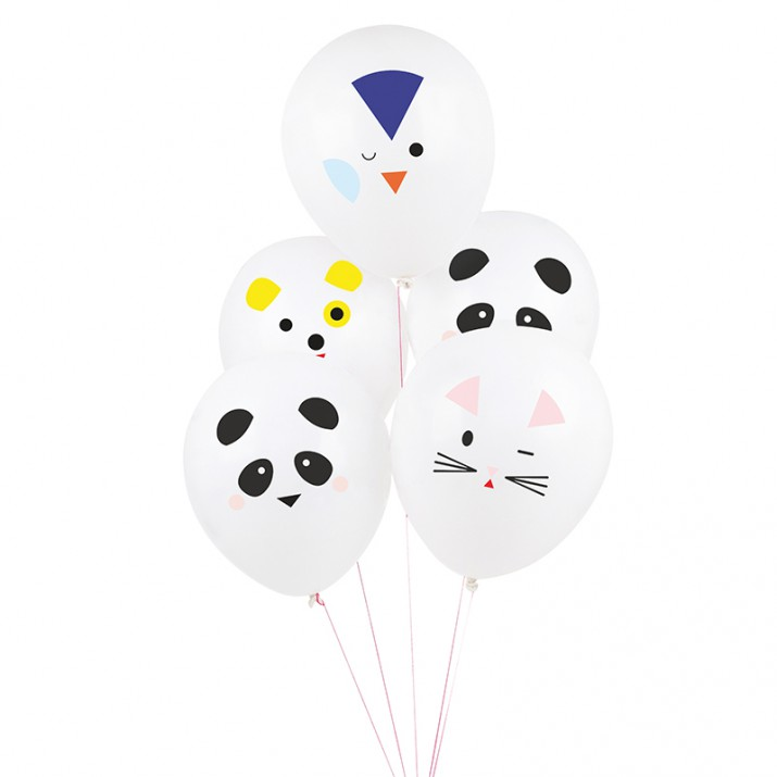 Globos animales (5) - My Little Day