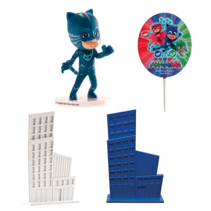 Kit decoración Pj Masks - Dekora