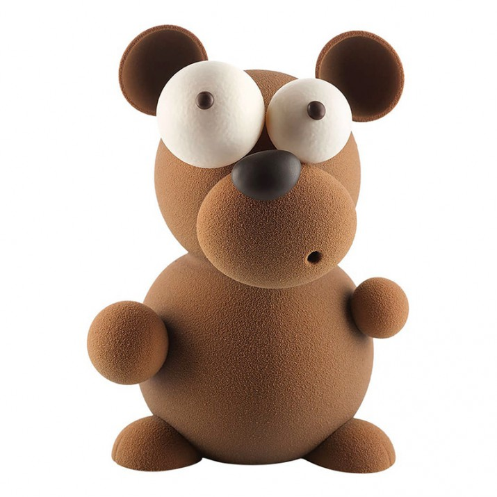 Kit Teddy oso de chocolate - Silikomart Professional