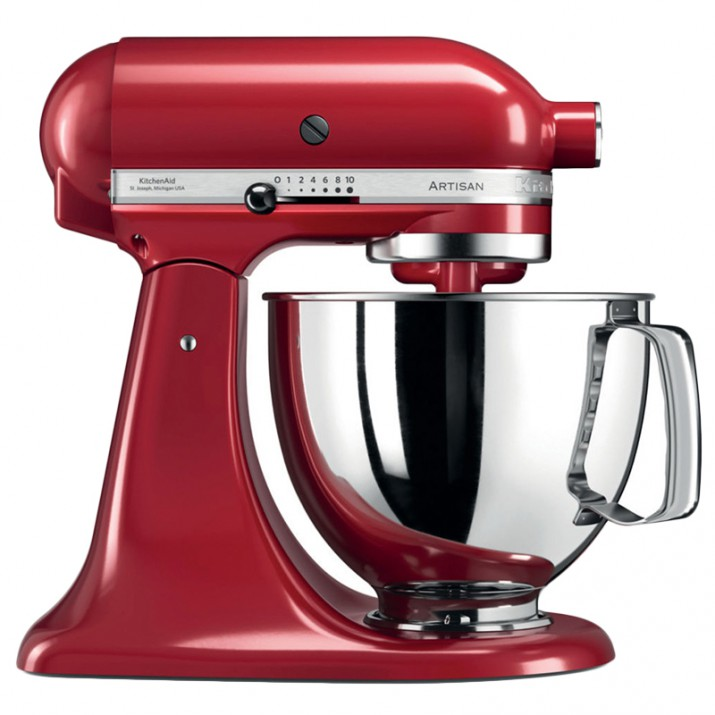 KitchenAid Artisan - Rojo imperial