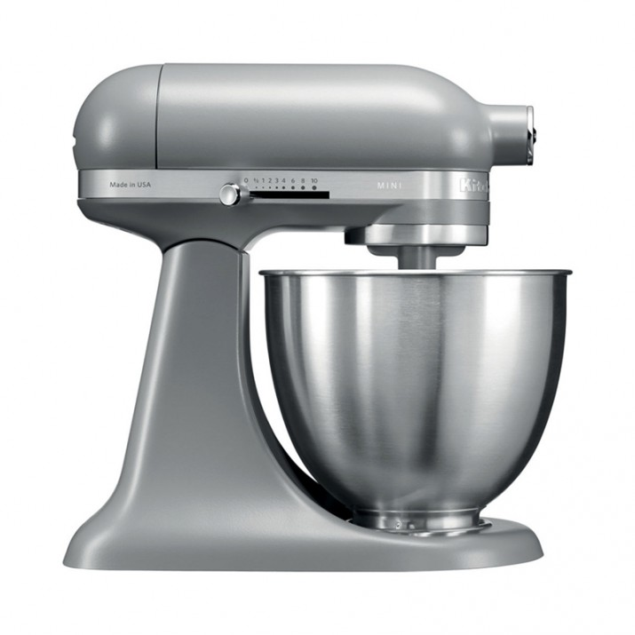 KitchenAid Artisan MINI - Gris mate