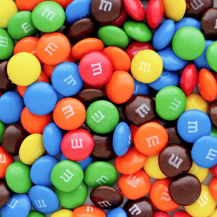 M&M's de chocolate (1 kg) - Mars