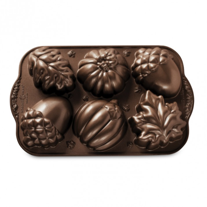 Molde Autumn Treats Pan - Nordic Ware