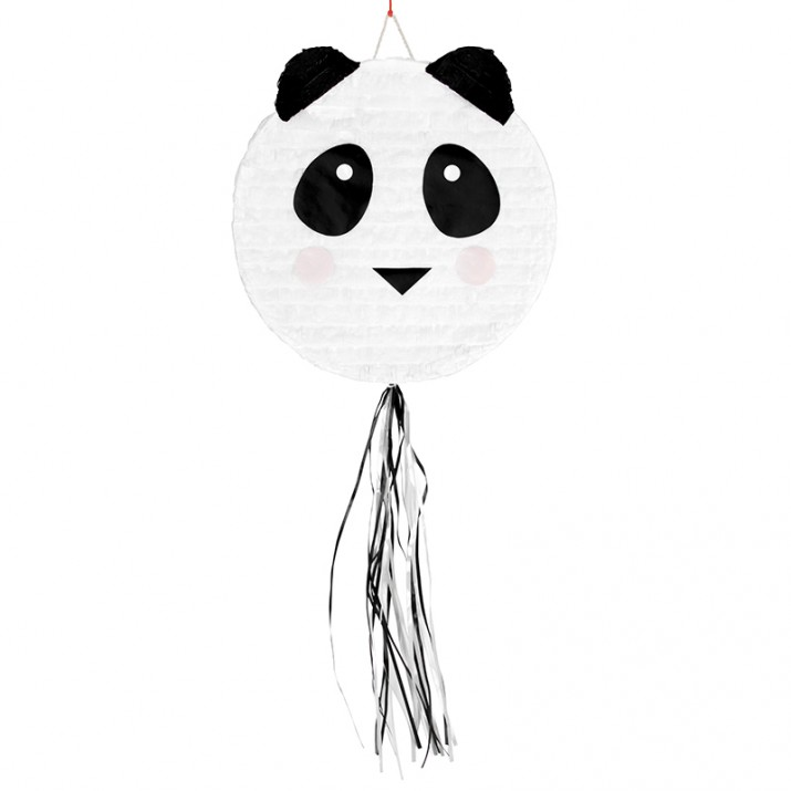 Piñata de oso panda 38 cm - My Little Day