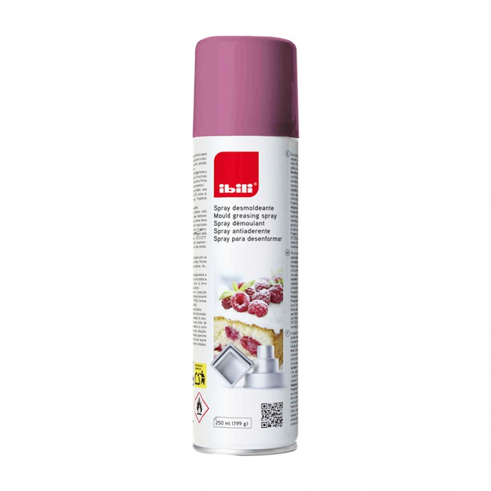 Spray antiadherente 250 ml - Ibili