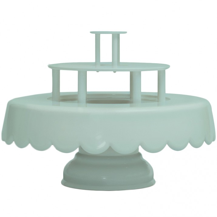 Stand color menta personalizable 12 piezas - The Sweet Tooth Fairy