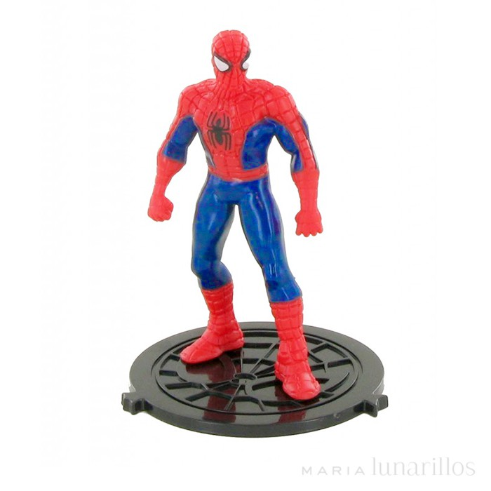 Figura Spiderman de pie 10 cm
