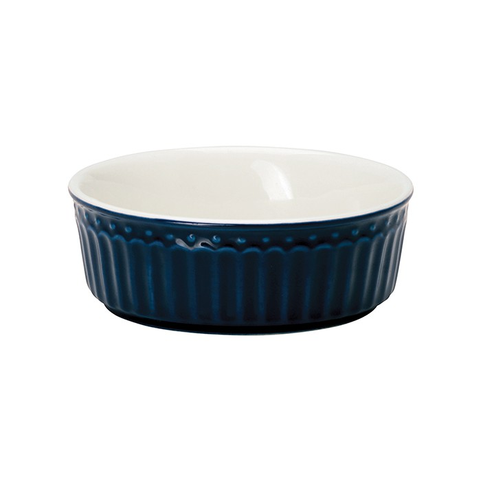 Fuente redonda mini para horno Alice Dark Blue - GreenGate