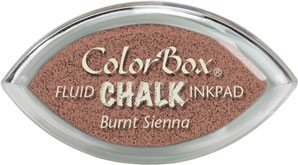 Tinta siena tostado Cat's Eye Chalk ColorBox - Artemio