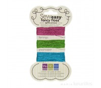 Baker's twine tonos pastel brillantes Sew Easy - We R Memory Keepers