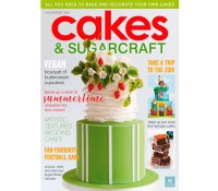 Cakes & Sugarcraft Magazine July/August 2020 - Squires Kitchen