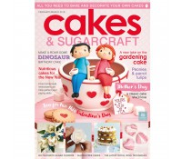 Cakes & Sugarcraft Magazine February-March 2018 - Squires Kitchen