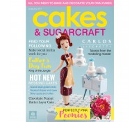Cakes & Sugarcraft Magazine June-July 2017 - Squires Kitchen