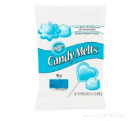 Candy Melts azul 340 gr - Wilton