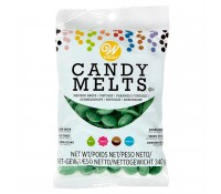 Candy Melts verde oscuro 340 gr - Wilton