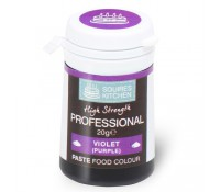 Colorante profesional violeta - Sin gluten - Squires Kitchen