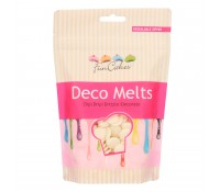 Deco Melts blanco 250 gr - Funcakes