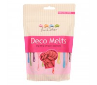 Deco Melts rojo 250 gr - Funcakes