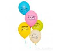 Globos para despedidas de soltera (10), de Mr Wonderful