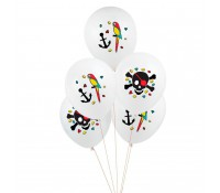 Globos piratas (5) - My Little Day