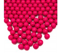 Perlas de chocolate fucsias Hot Pink Choco 90 g - Happy Sprinkles