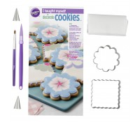 Kit para aprender a decorar galletas - Wilton