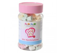 Mini nubes - Mini marshmallows 50 gr - Funcakes
