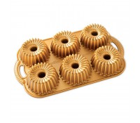 Molde Brilliance Bundtlette Pan - Nordic Ware