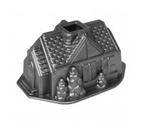 Molde Gingerbread House - Nordic Ware