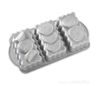Molde Lemon Trio Loaf Pan - Nordic Ware