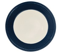 Plato de postre Alice Dark Blue - GreenGate