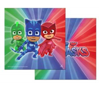Servilletas de papel PJ Masks (20)