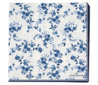 Servilletas de papel Vanessa Blue (20) - GreenGate