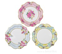 Platos Truly Scrumptious 21,5 cm (12) - Talking Tables