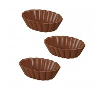Moldes para 3 vasitos de chocolate y candy melts (2) - Wilton