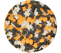 Sprinkles Halloween mix 55 gr - Funcakes