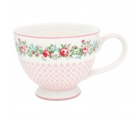 Taza con asa Gabby White 400 ml - GreenGate