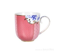 Taza con asa Royal Rose 180 ml - Pip Studio