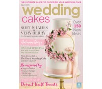 Wedding Cakes Magazine Autumn 2018 - Squires Kitchen